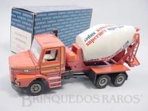 1. Brinquedos antigos - Arpra - Scania Vabis 112H betoneira Supermix
