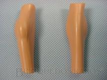 1. Brinquedos antigos - Estrela - Par de Canelas direita e esquerda