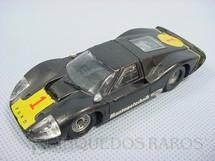 Brinquedos Antigos - Solido-Brosol - Ford Mark IV Le Mans Fabricado pela Brosol preto Solido br�silienne Datado 2-1969