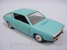 1. Brinquedos antigos - Solido-Brosol - Renault 17 TS azul Fabricada pela Brosol Solido brésilienne Datado 04-1972