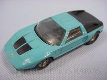1. Brinquedos antigos - Solido-Brosol - Mercedes Benz C-111 Genève azul Fabricado pela Brosol Solido brésilienne Datado 11-1970