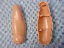 1. Brinquedos antigos - Estrela - Conjunto de duas metades da Coxa Direita