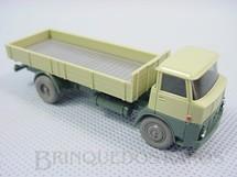 1. Brinquedos antigos - Wiking - Caminhão Henschel carga seca Década de 1970
