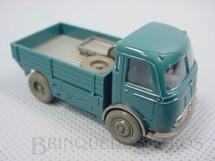 1. Brinquedos antigos - Wiking - Caminhão Mercedes Benz cara-chata manutenção