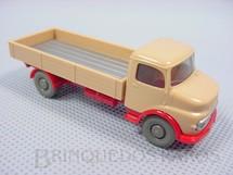 1. Brinquedos antigos - Wiking - Caminhão Mercedes Benz carga seca