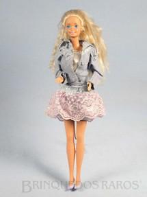 1. Brinquedos antigos - Mattel - Boneca Barbie Década de 1980