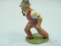 1. Brinquedos antigos - Sem identificação - Figura de Trabalhador Bitola I Década de 1950