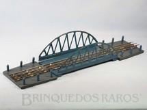 1. Brinquedos antigos - MosKabel - Ponte com 70,00 cm de comprimento Bitola O Década de 1950