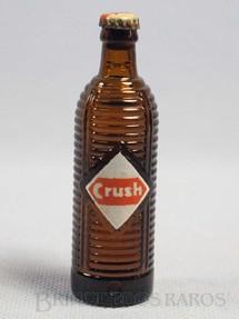 1. Brinquedos antigos - Sem identificação - Miniatura do Refrigerante Crush com 8,00 cm de altura Década de 1950
