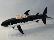 1. Brinquedos antigos - Sem identificação - Submarino com Tintin e Milou 35,00 cm de comprimento Década de 1980