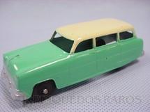 1. Brinquedos antigos - Tootsietoy - Perua Ford Ranch Wagon com 11,00 cm de comprimento Década de 1950