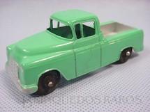 1. Brinquedos antigos - Tootsietoy - Chevrolet Cameo Carrier com 10,00 cm de comprimento Década de 1950