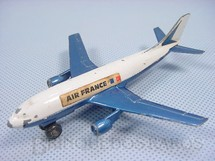 1. Brinquedos antigos - Matchbox - Inbrima - A300 Airbus Sky Busters Air France Brazilian Matchbox Inbrima 1970