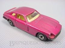 1. Brinquedos antigos - Matchbox - Datsun 260Z 2+2 Superfast vermelho metálico