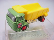 1. Brinquedos antigos - Schuco-Rei - Bussing Caminhão Basculante Brasilianische Schuco Rei