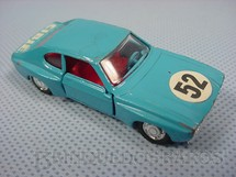 1. Brinquedos antigos - Schuco-Rei - Ford Capri Rally RS Brasilianische Schuco Rei azul