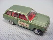 1. Brinquedos antigos - Schuco-Rei - Opel Ascona Voyage Brasilianische Schuco Rei