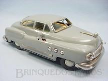 1. Brinquedos antigos - Marusan Toys - Buick Super Riviera 1950 com 21,00 cm de comprimento Electromobile anda para frente para trás e acende os faróis Década de 1950