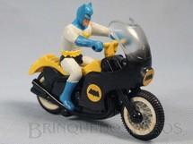 1. Brinquedos antigos - Casablanca e Gulliver - Motocicleta do Batman Década de 1970