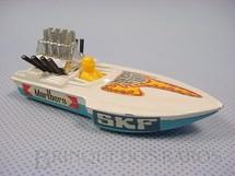 1. Brinquedos antigos - Matchbox - Inbrima - Seafire Superfast Brazilian Matchbox Inbrima 1970