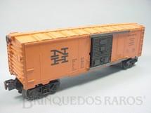 1. Brinquedos antigos - Lionel - Vagão 6464725 Box New Haven Ano 1956