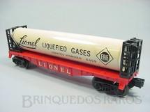 1. Brinquedos antigos - Lionel - Vagão 6469 Lionel Liquefied Gases