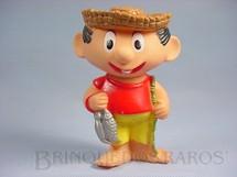 1. Brinquedos antigos - Trol - Chico Bento com 14,00 cm de altura Maurício de Sousa Década de 1980