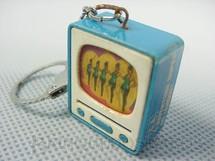 1. Brinquedos antigos - Sem identificação - Televisão Apontador de Lápis Jovem Super vai de Shell Década de 1960
