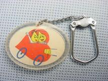 1. Brinquedos antigos - Sem identificação - Chaveiro da Gotinha da Esso Década de 1960