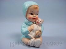 1. Brinquedos antigos - Estrela - Boneca Carinhosa 15,00 cm de altura com apito Ano 1964