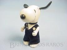 1. Brinquedos antigos - Estrela - Snoopy com 7,00 cm de altura Década de 1980