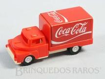 1. Brinquedos antigos - Glasslite - Expressinho Glasslite Coca Cola Década de 1980