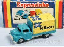 1. Brinquedos antigos - Glasslite - Expressinho Glasslite Kibon Década de 1980