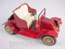 1. Brinquedos antigos - Sem identificação - Renault 1910 com 16,00 cm de comprimento Década de 1960