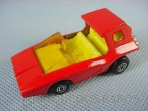 1. Brinquedos antigos - Matchbox - Inbrima - Soopa Coopa vermelho Superfast Brazilian Matchbox Inbrima 1970