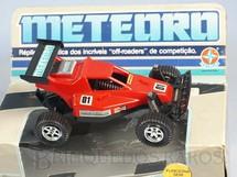 1. Brinquedos antigos - Estrela - Carro Meteoro com 12,00 cm de comprimento Miniatura 1:2 do Carro Maximus Ano 1987