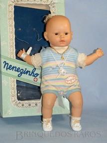 1. Brinquedos antigos - Estrela - Bebê com 44,00 cm de altura Nenezinho completo Ano 1986