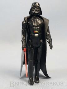 1. Brinquedos antigos - Model Trem - Darth Vader com 10,00 cm de altura Série Novas Aventuras nas Galáxias Guerra nas Estrelas Star Wars Ano 1983