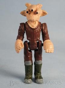 1. Brinquedos antigos - Model Trem - Ree Yees com 10,00 cm de altura Série Novas Aventuras nas Galáxias Guerra nas Estrelas Star Wars Ano 1983