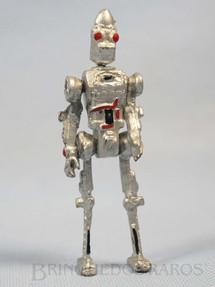 1. Brinquedos antigos - Model Trem - Robot Defensor com 10,00 cm de altura Série Novas Aventuras nas Galáxias Guerra nas Estrelas Star Wars Ano 1983