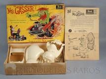 1. Brinquedos antigos - Revell - Monstro Mr. Gasser completo sem montar Ed Roth Década de 1960