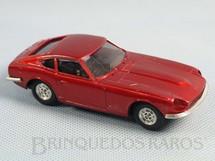 1. Brinquedos antigos - Eidai - Nissan Fairlady X 432 com 10,00 cm de comprimento Década de 1970