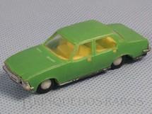 1. Brinquedos antigos - Stelco - Opel Commodore verde Década de 1980