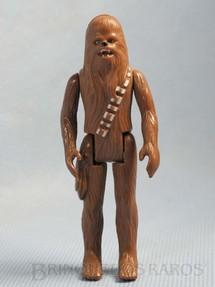1. Brinquedos antigos - Glasslite - Chewbacca Star Wars Década de 1980