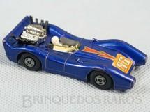 1. Brinquedos antigos - Matchbox - Blue Shark Superfast