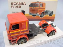 1. Brinquedos antigos - Arpra - Cavalo Mecânico Scania Vabis R142
