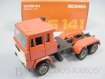 1. Brinquedos antigos - Arpra - Cavalo Mecânico Scania Vabis LKS 141 Truck
