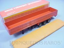 1. Brinquedos antigos - Arpra - Semi Reboque Graneleiro