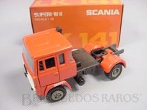 1. Brinquedos antigos - Arpra - Cavalo Mecânico Scania Vabis LK141