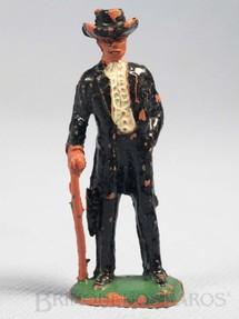 1. Brinquedos antigos - Casablanca e Gulliver - Bat Masterson Década de 1960